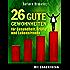 26 gute Gewohnheiten für Gesundheit, Erfolg und Lebensfreude