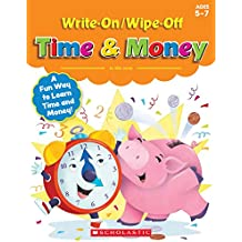 Write-On/Wipe-Off Time & Money