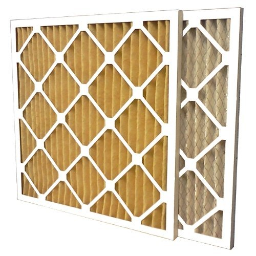 US Home Filter SC60-24X24X1-6 24x24x1 Merv 11 Pleated Air Filter , 24 x 24 x 1 by US Home Filter -