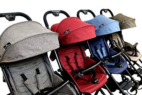 Cover London Repose Housse Pieds Royal Poussette Compact gratuit Kiddy Transporter Portable Air qnxFRBCawv