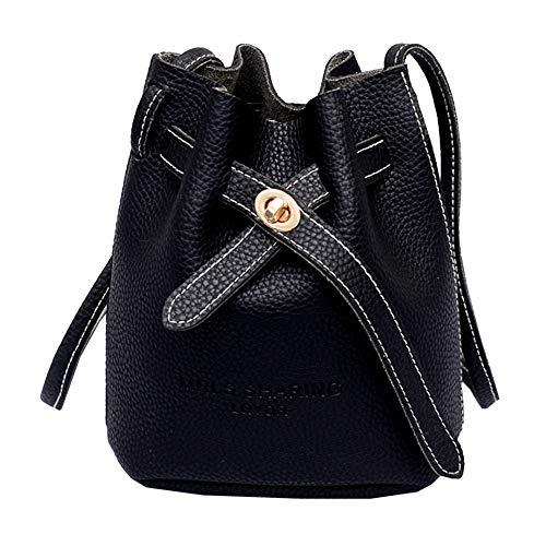 holitie Women Handtasche Schultertasche Shopper Taschen Umhängetasche,Mode Vielseitig Shoulder Bag Messenger Satchel Tote Crossbody Bag Phone Bag Bucket Bag Drawstring Bag