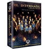 El Internado (Serie Completa), 25 Aniversario, subtítulos español para discapacitados auditivos