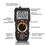 Tacklife-DM01M-Multimetro-Digitale-Avanzato-TRMS-6000-Conti-Senza-Contatto-di-Tensione-Rileva-Amp-Ohm-Volt-e-Temperature-Filo-Vivo-Test-di-Continuit-con-Display-Retroilluminato