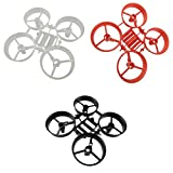 Gazechimp 3pcs Bastidor de Marco Principal de Drone Reemplazo Piezas de Quadcopter para NH010 Reemplazar Accesorio