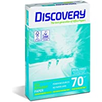 Discovery 367060 - Pack de 500 hojas, A4, 70 gr