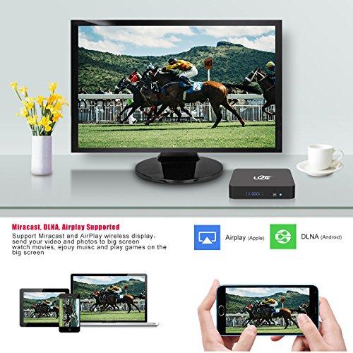 Android 7 1 TV Box U2C X Super Octa Core 3GB RAM 32GB ROM 64