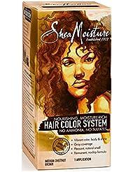 Shea Moisture Nourishing Moisture-Rich Hair Color System Medium Chestnut Brown