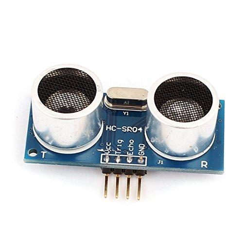 Aexit DC 5V Ultrasonic Module HC-SR04 Sensore di misurazione della distanza ID: 820812