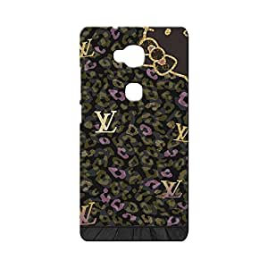 G-STAR Designer Printed Back case cover for Huawei Honor X - G6437