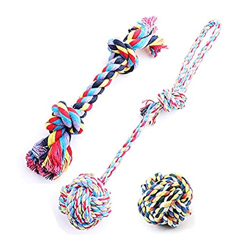 Variety Pet Cats Toy Dogs Toy Set for Small to