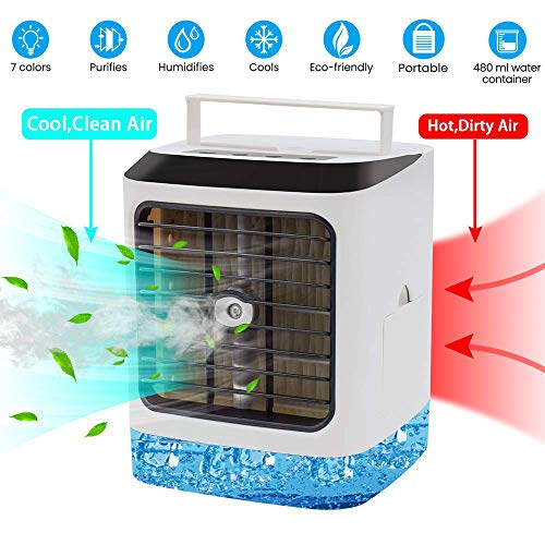 CWS Portable Air Cooler, 4 in 1 ...