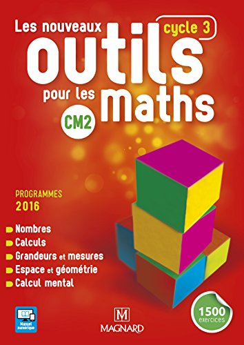 Les nouveaux outils pour les maths CM2 por From Magnard