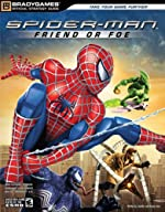 Spider-Man - Friend or Foe Official Strategy Guide de BradyGames