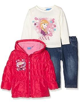 Disney Baby-Mädchen Bekleidungsset Frozen Anna