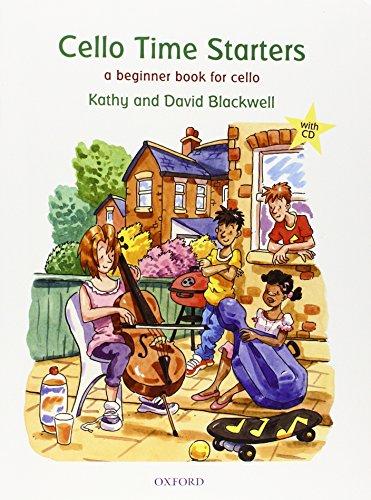Cello Time Starters A beginner book for cello