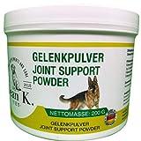 Jean K. - vet - Gelenkpulver für Hunde | Pulver mit Kollagen-Peptiden und Omega 3 Fettsäuren | Unterstützend bei Gelenkproblemen und Arthrose | 200g