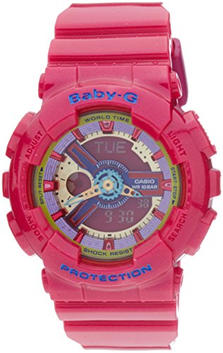 Casio Damas Watch Baby-G Reloj BA-112-4A