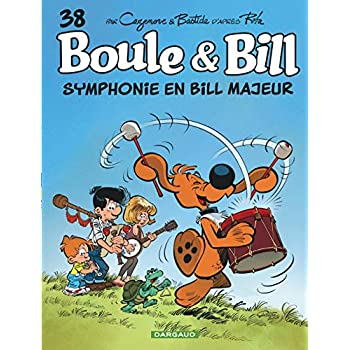 Boule & Bill, Tome 38 : Symphonie en Bill majeur