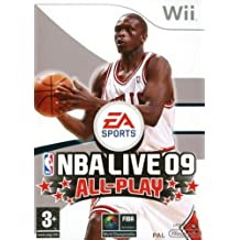 Wii - NBA Live 09 All-Play