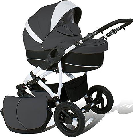 Moderner Multifunktions Kinderwagen Babywagen Diuk (3in1, #26)