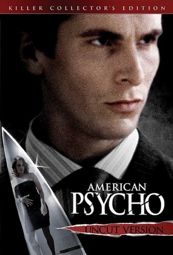 American Psycho (Uncut Version) (Killer Collector's Edition) by Lions Gate by Mary Harron