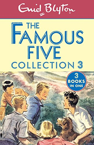 Famous five collection 3 Books 7-9