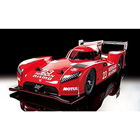Nissan GT-R LM Nismo (F103GT) Launch Version - 1:10 Scale Radio Control Model Kit