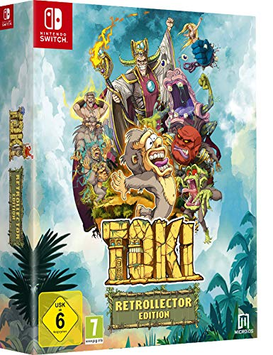 Toki Retrollector Edition [Edizione: Inglese]