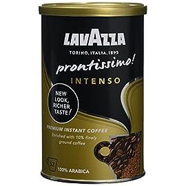 Lavazza Prontissimo Intenso Instant Coffee, 95g