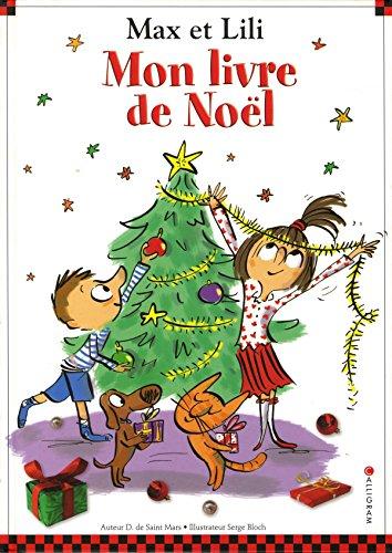 Mon livre de Noël Max et Lili