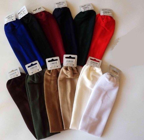 shropshire-supplies-7cm-stretch-headband-hair-band-kylie-band-school-colours-natural-colours