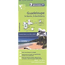 Michelin Zoom Guadeloupe Map (Michelin Zoom Map, Band 137)
