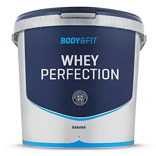 Whey Perfection - Banana Milkshake (4540g) - Whey Protein/Whey Hydrolysé …