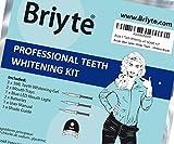 Briyte ® HOME Teeth Whitening Kit (TEETH WHITENING) Pro Teeth Whiten Tooth Whitening Dental Care White 3x GEL Bleaching Kit Briyte UK Express Bild 1