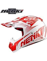YYCC-helmet Casco ATV di Concorrenza di Certificazione del Casco del Motociclo, Elementi di Design della Moda,M