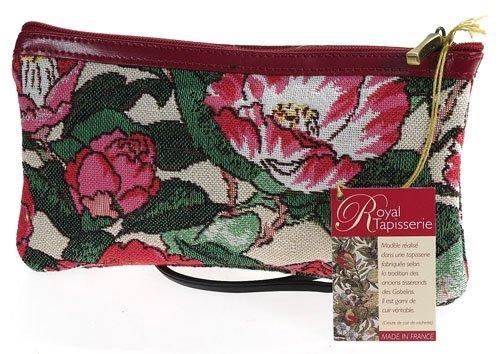 Sacs Royal Tapisserie - Longue pochette Flore