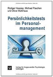Persönlichkeitstests im Personalmanagement