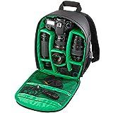 Nouvel appareil photo Sac à dos–extérieur Mode DSLR SLR Camera Bag Video rembourré Sac à dos étanche pour Nikon, Canon, Sony, Olympus, Samsung, Panasonic, Pentax appareil photo