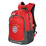 Zaino FC Bayern, Rot, -