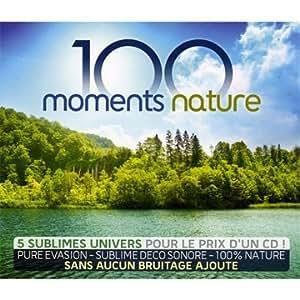 100 Moments nature (Coffret 5 CD)