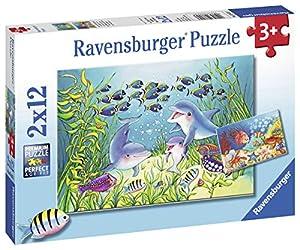 Ravensburger 00.007.625 Puzzle - Rompecabezas (Rompecabezas con Pistas Dibujadas, Dibujos, Niños, Niño/niña, 3 año(s), Interior)