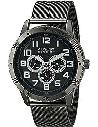 August Steiner AS8115BK - Reloj para hombres
