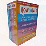 How to Talk Collection Adele Faber & Elaine Mazlish 4 Books Bundle (How to Talk So Teens Will Listen and Listen So Teens Will Talk, How to Talk So Kids Can Learn: At Home and in School, How To Talk So Kids Will Listen and Listen So Kids Will Talk, Siblings Without Rivalry: How to Help Your Children Live Together So You Can Live Too)