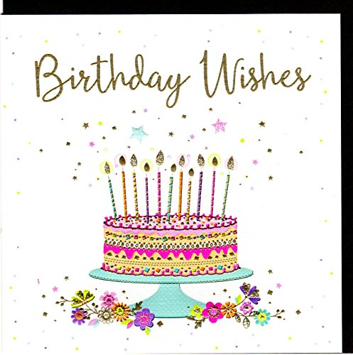 ZIZI Cards LuLu Geburtstagskarte
