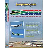 Just Planes Johannesburg O.R. Tambo Int. Airport DVD