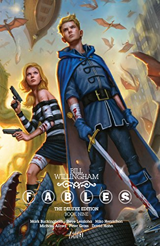 Fables: The Deluxe Edition Book Nine (English Edition)