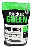 Rockin' Green - Hartes Kern-Konzentrat-Wäscherei-Reinigungsmittel Unscented - 45 Unze.