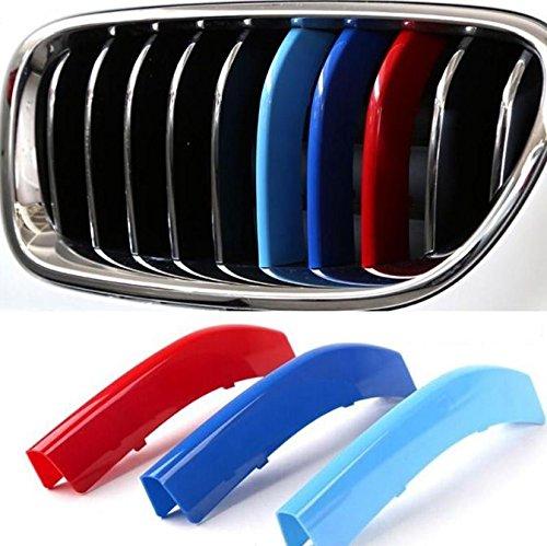 3d 3colori Kidney Grille clip in plastica