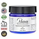 Rococo Revitalize Hyaluronic Acid with Vitamin A Anti Aging Wrinkle Filler Retinol Cream
