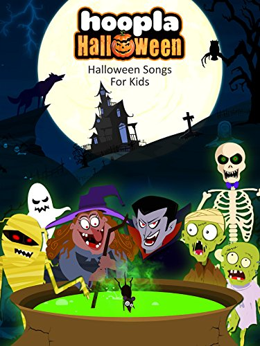 Hoopla Halloween- Halloween Songs For Kids [OV]